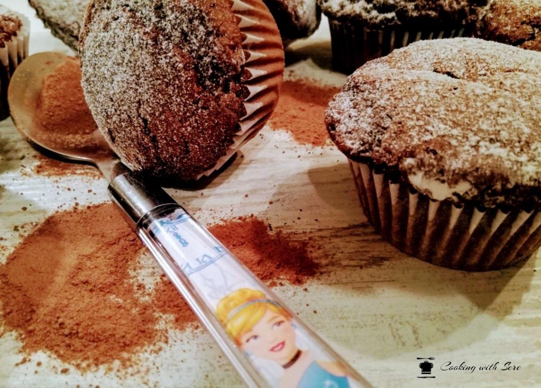 muffin al nesquik senza burro