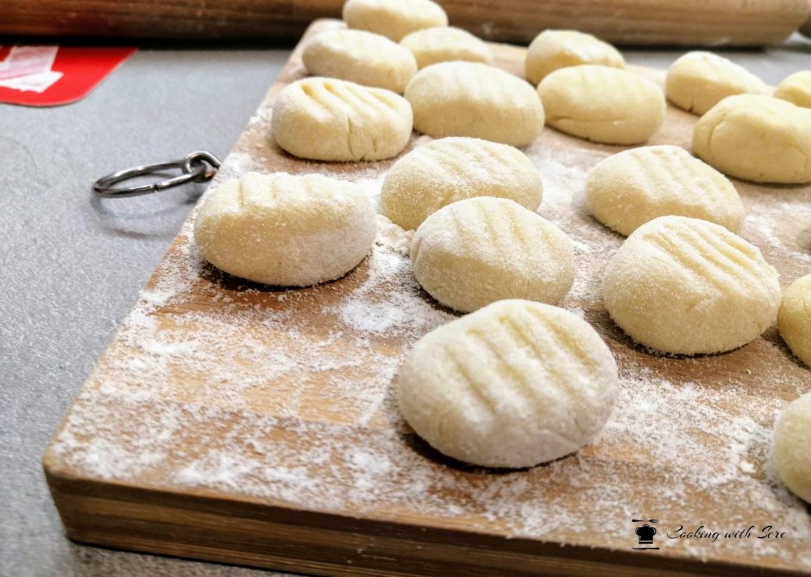 gnocchi di patate fatti in casa senza uova